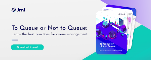Why your bank needs a scheduling and queuing solution